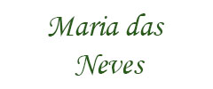 Maria das Neves Loteamendo